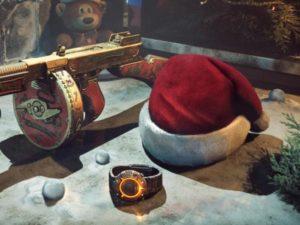 The_Division_2_Weihnachtsevent_Mütze